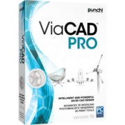 ViaCAD PRO 3D 10 - Windows / Mac