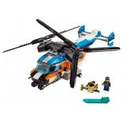 LEGO® Creator 31096 Elicopter cu două rotoare