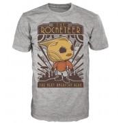 Disney The Rocketeer Pop! T-Shirt - Grey - XL - Grey