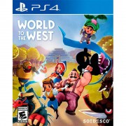 Playstation world to the west ps4
