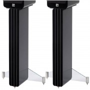 Q Acoustics Concept 20 Speaker Stands Gloss Black (Pair)