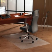 Tappeto protettivo in policarbonato Floortex Per pavimenti trasparente 120x183x0,19cm FC1218319ER