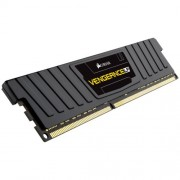 DDR3L, 8GB, 1600MHz, CORSAIR Vengeance Black Low Profile Anodized Aluminum Heatspreader, 1.35V (CML8GX3M1C1600C9)