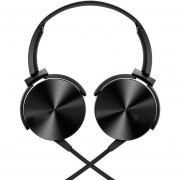 Audífonos Bluetooth Manos Llibres Inalámbricos, MDR-XB450AP HIFI Auriculares MP3 Estéreo Original Nuevo Auricular Con Micrófono (negro)