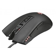 Trust Gaming GXT 121 Zeebo Gaming Mouse con iluminación LED regulable, Negro