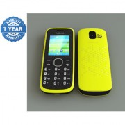 Nokia 110 DUAL SIM Yellow Mobile.
