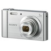 Sony Cyber Shot DSC-W800 silver Цифров фотоапарат 20,1 Mp