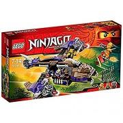 Ninjago Condrai Copter Attack, Multi Color
