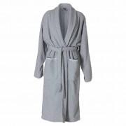 Sealskin Bathrobe Porto Women Size XL Grey 16361348011