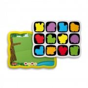 Smart Puzzle Ferma Quercetti, 12 piese, 18 luni+