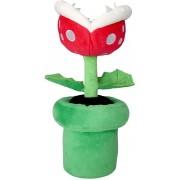 Super Mario Piranha Plant Plüschfigur-multicolor - Offizieller & Lizenzierter Fanartikel Onesize Unisex