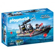 Playmobil City Action, Barca echipei SWAT