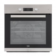 Beko CIF81X Single Built In Electric Oven - Stainless Steel