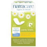 Natural Panty Liners - Mini x30