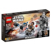 SKI SPEEDER CONTRA WALKER AL ORDINULUI INTAI MICROFIGHTERS - LEGO (75195)