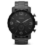 Fossil Men's Chronograph Watch Model-JR140 (Black)