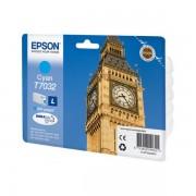 Tinteiro EPSON Cyan WP-4000/4500 - C13T70324010
