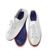 Vario-schoenen 'Johnny & Jessy', 39 - blauw/wit