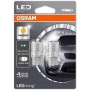 Osram LEDriving 7715YE-02B Amber W21/5W (7515) LED (2db)
