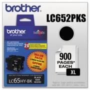 Lc652pks Innobella High-Yield Ink, Black, 2/pk