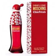Moschino Chic Petals EDT дамска тоалетна вода 100 мл. Без опаковка