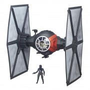 Star Wars Episode Vii Black Series 6-Inch Véhicule 2015 First Order Special Forces Tie Fighter 65 Cm