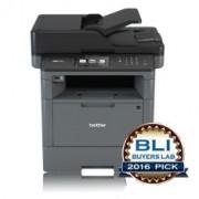 Impressora BROTHER Multifunções Laser Mono A4 Visor táctil a cores MFC-L5750DW WiFi