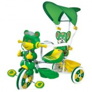 Oh Baby Baby MINI Musical GREEN Color Tricycle For Your Kids SE-TC-131