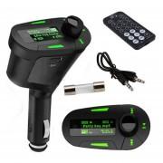 Reproductor MP3+Wireless-Negro