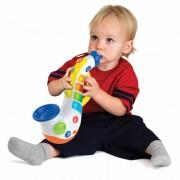 Jucarie muzicala Primul meu Saxofon Little Learner, 12 luni+