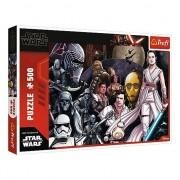 Puzzle Trefl - Star Wars 9, 500 piese (37375)