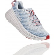 Hoka One One Rincon Running Shoes Women plein air/placid blue US 7,5 EU 39 1/3 2019 Löparskor för asfalt
