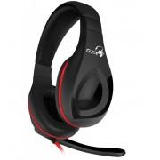 Slušalice sa mikrofonom Genius HS-G560, Gaming Crna-