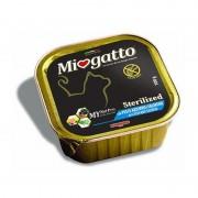 Miogatto Morando Sterilized Pesce Azzuro Salmone