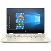 "Лаптоп HP Pavilion x360 14-dh0001nu - 14"" FHD IPS Touch, Intel Core i3-8145U, Warm Gold"