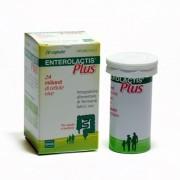 Enterolactis plus 20 capsule integratore probiotico di fermenti lattici vivi