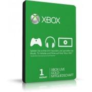 Microsoft Xbox Live Gold Mitgliedschaft - 1 Monat