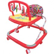 Oh Baby Baby adjustable musical walker with red color for your kids SE-W-41
