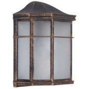 Superscape Outdoor Lighting Exterior Wall Light Traditional Wl1239