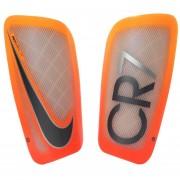 Canilleras Nike CR7 NiKe Mercurial LiTe GRD-Blanco