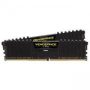 RAM памет VENGEANCE LPX 32GB (2 x 16GB) DDR4 DRAM 2666MHz C16 Memory Kit - Black