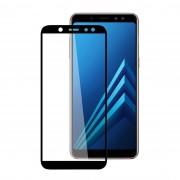 Folie de Sticla 5D Full Glue SAMSUNG Galaxy A6 Plus 2018 (Negru) ATX