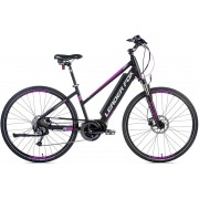 "Bicicleta Electrica Leader Fox Bend Lady 28"" 2018"