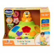 Chicco Abc Sam La Talpa Pop Up Gioco
