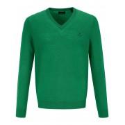 Gant V-Pullover GANT grün Herren 54 grün