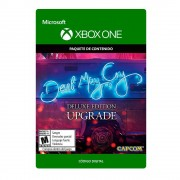 Microsoft devil may cry 5 deluxe edition upgrade xbox one