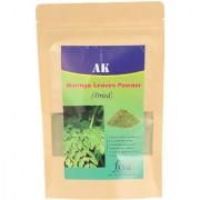 AK FOOD Herbs Natural Dried Moringa Powder 100 Grams Pack of 1