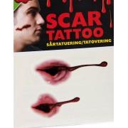 Två Vampyrbett - Medeltida Tatuering