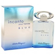 Salvatore ferragamo incanto pour homme blue eau de toilette 100 ml spray