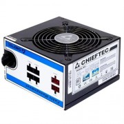 Zdroj CHIEFTEC CTG-550C 550W, 12cm fan, akt.PFC, 85PLUS, cable management